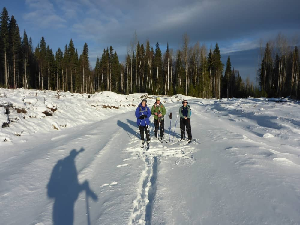 Hickory Wing Ski Touring Club